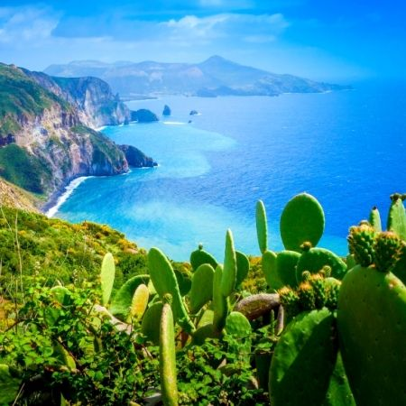 Sicily and Aeolian Islands