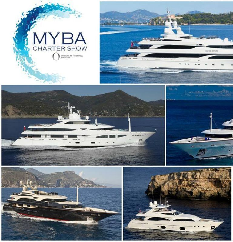 Flying Charter attending the 29th MYBA CHARTER SHOW
