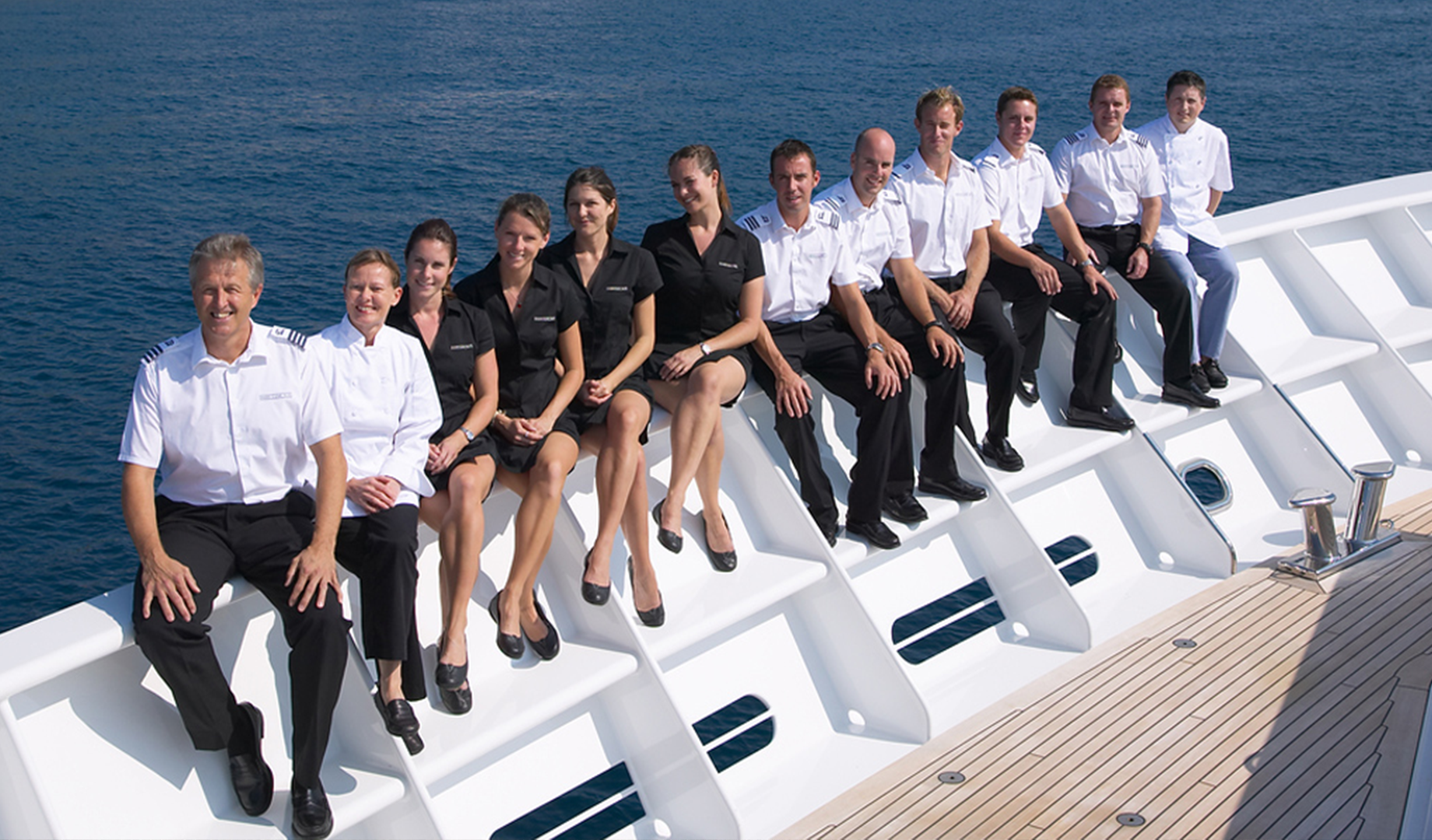 Dream or nightmare? The importance of a professional crew on a charter holiday